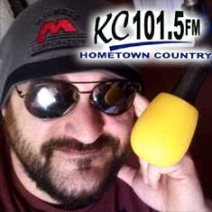 Eric Kelly on KC101